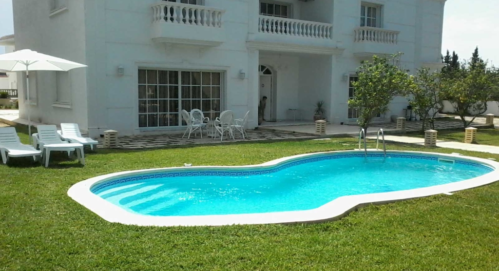 Fabrication & Installation de piscine en Tunisie